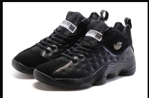 New Jordan Jumpman Team II All Black