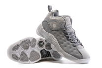 New Jordan Jumpman Team II All Grey