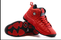 New Jordan Jumpman Team II Red Black