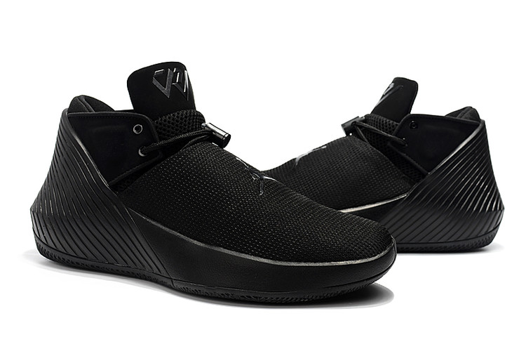 New Men Jordan Why Not Zero.1 Low All Black