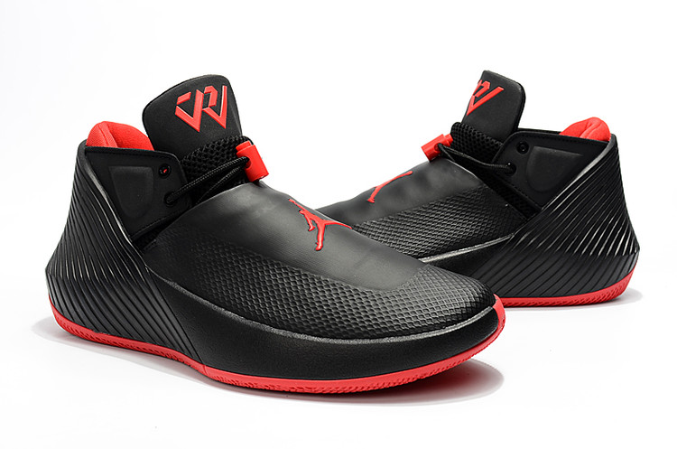 New Men Jordan Why Not Zero.1 Low Black Red