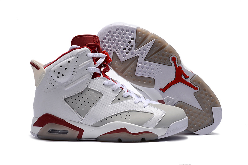 New Air Jordan 6 Alternate