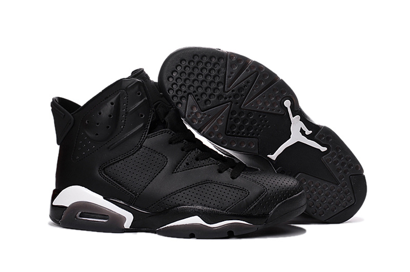 New Air Jordan 6 Black Cat