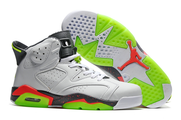 New Air Jordan 6 Bright Mango