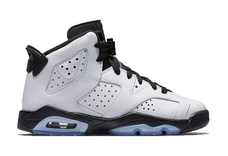 New Air Jordan 6 GS Hyper Jade