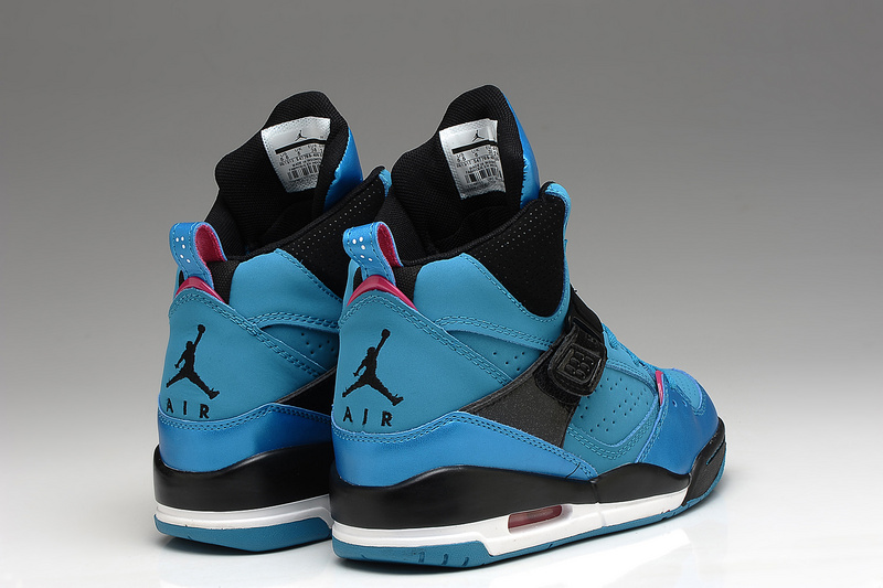 135b161289f8 New Air Jordan Flight 4.5 Blue Black Shoes  WOMEN561  -  90.00 ...
