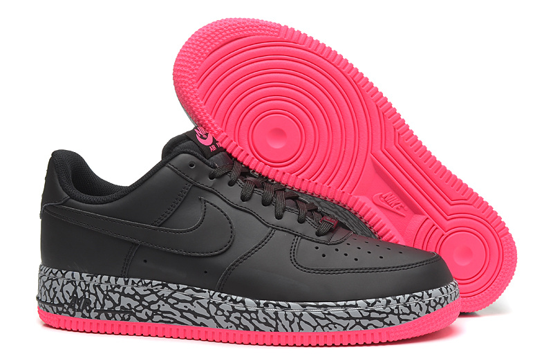 Nike Air Force 1 Low Red Pink Sneaker