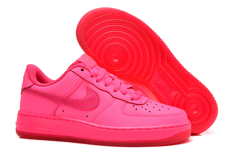 Nike Air Force 1 Low Red Sneaker
