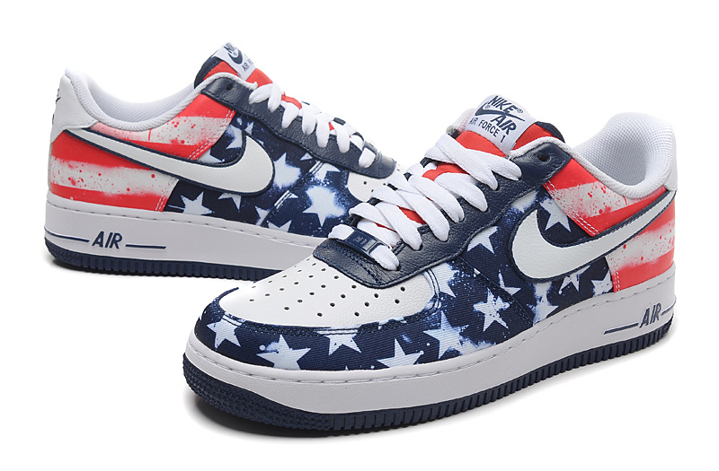 Nike Air Force 1 Low USA Indenpent Day Serie Sneaker