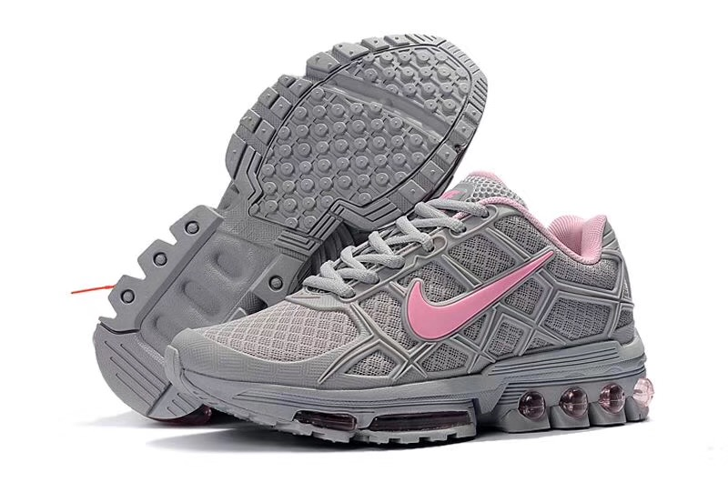 Nike Air Max 2019 Grey Pink Shoes For Women