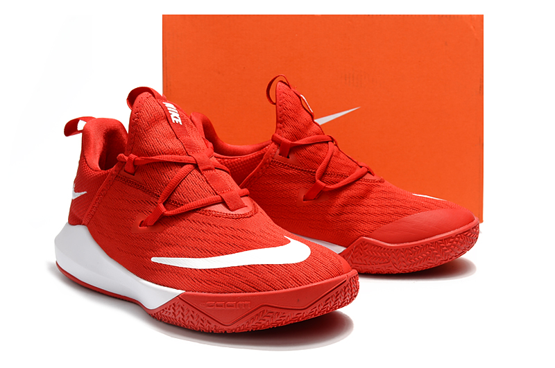 Nike Air Zoom Team II Red White Shoes