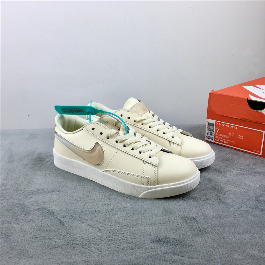 Nike Blazer Low LX Beign Shoes For Women