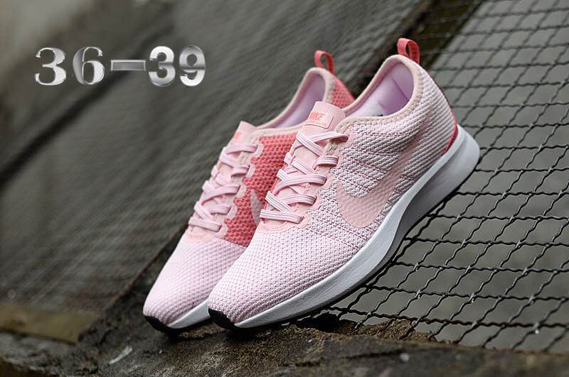 Nike Dualtone Racer Pink Shoes For Women