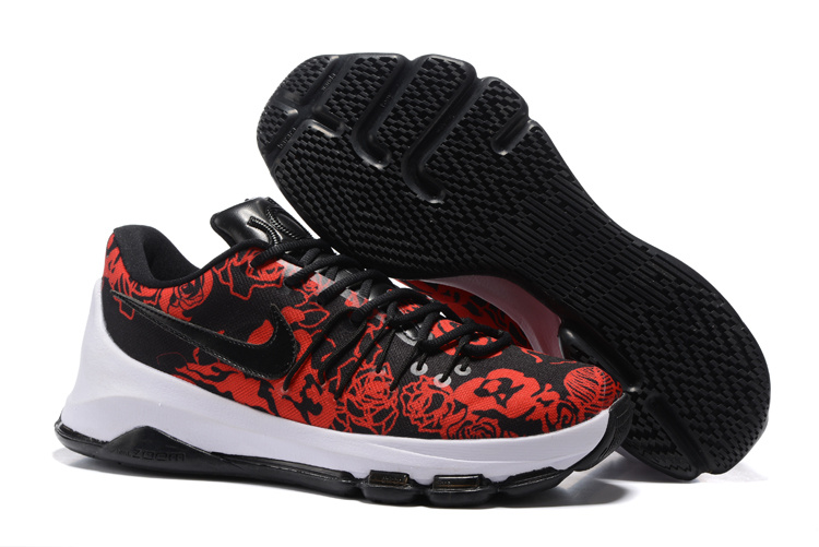 Nike KD 8 Black Rose Basketabll Shoes