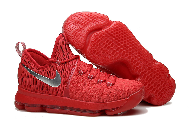 Nike KD 9 Dymanic Red Shoes