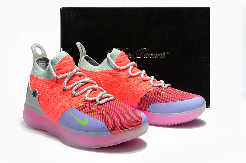 ababc084773 Nike Kevin Durant 11 Breast Cancer Pink For Women  18women72718 ...