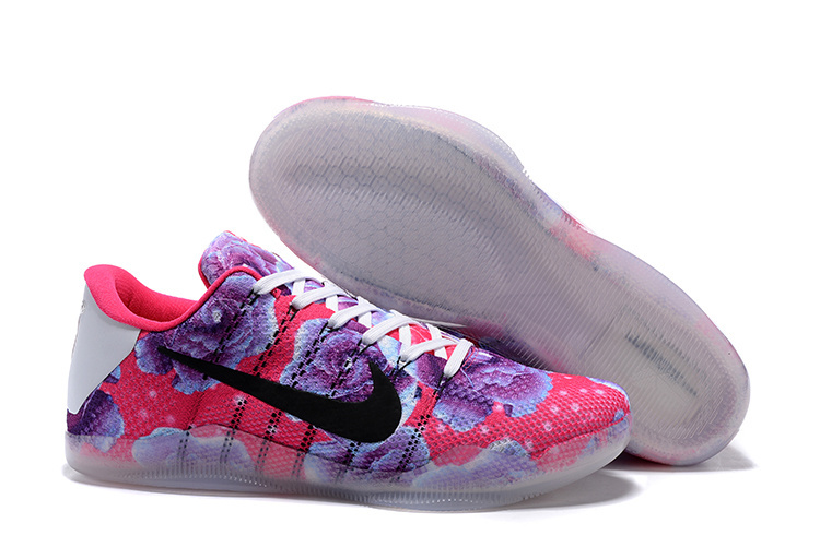 Nike Kobe 11 Breast Cancer Version Of All Star Woven Shoes