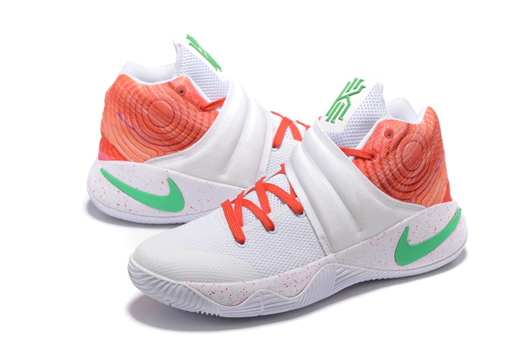 the best attitude dd5c7 4b6f4 Nike Kyrie 2 Donuts Theme Basketball Shoes