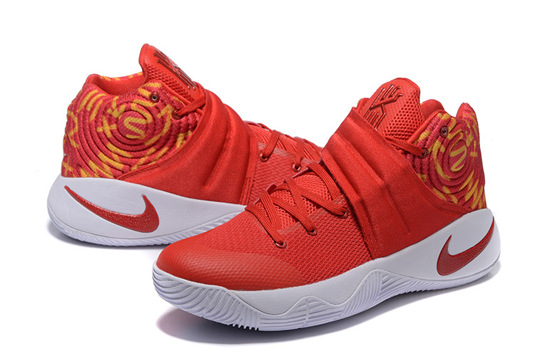 Nike Kyrie 2 Red Year Of The Monkey Chinese Festival Basketball Shoes