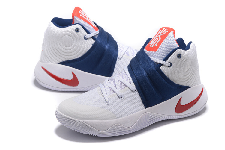8db5772cf85a Nike Kyrie 2 USA Team Basketball Shoes