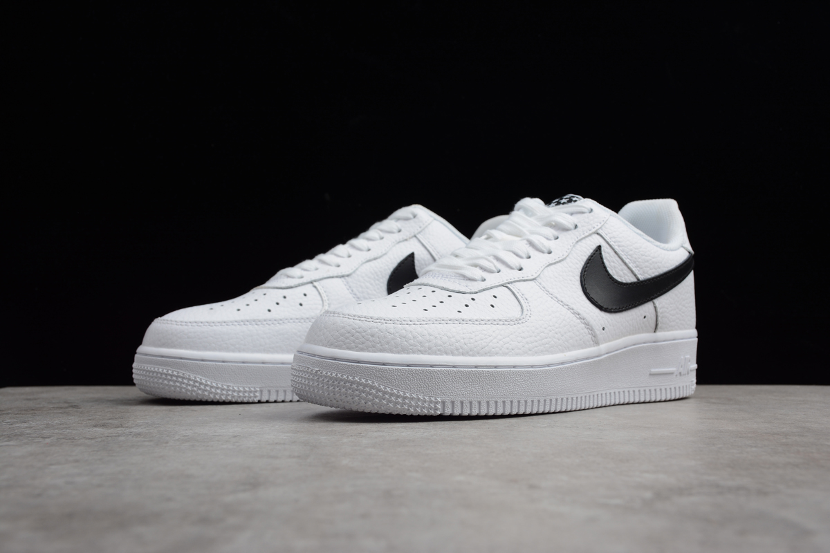Nike Air Force 1 White Black