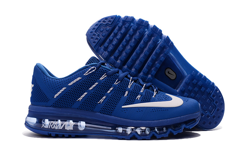 Air Max 2016 2 Blue White Shoes For Women