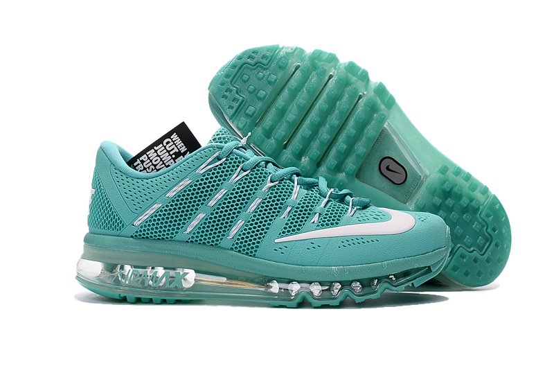 Air Max 2016 2 Light Green Shoes For Women
