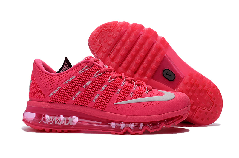 Air Max 2016 2 Pink White Shoes For Women