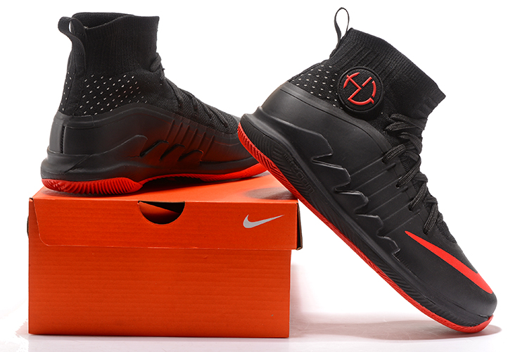 Nike Hyperdunk Green 3 Black Red Basketball Shoes