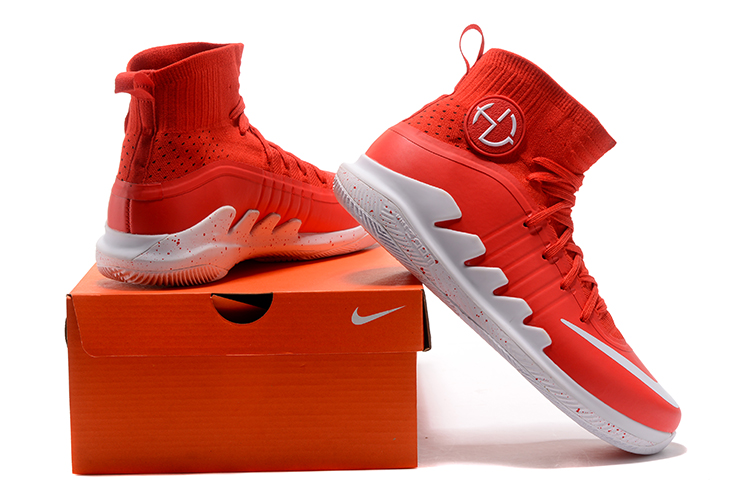 Nike Hyperdunk Green 3 Chinese Red Shpes