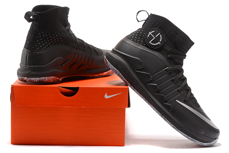 Nike Hyperdunk Green 3 The Black Month Basketball Shoes