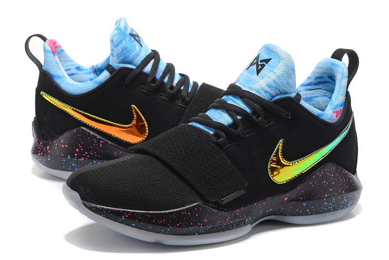 Nike Paul George 1 Classic Game Shoes
