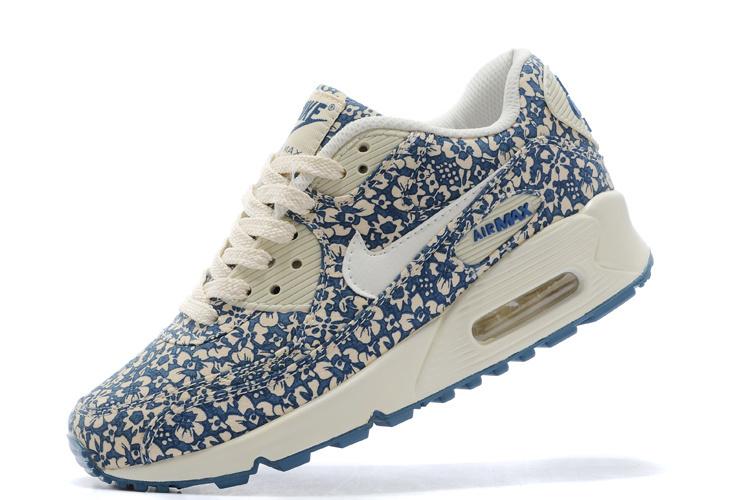 2016 Sale! Nike Air Max 90 Women's Leopard Print Shoes