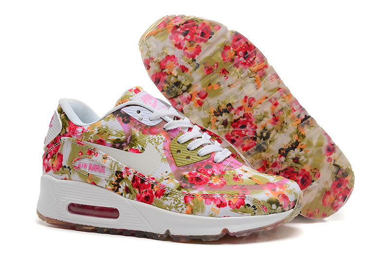 Nike Women Air Max 90 Pink Rose Runnings