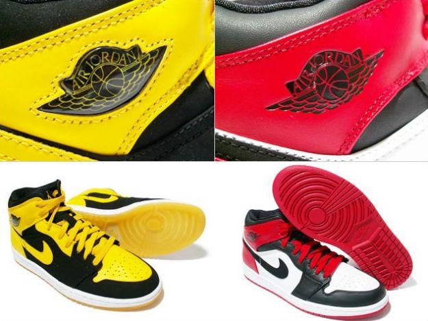66c2bf535de8 Authentic Nike Original Air Jordan 1 Old Love New Love BMP Package ...