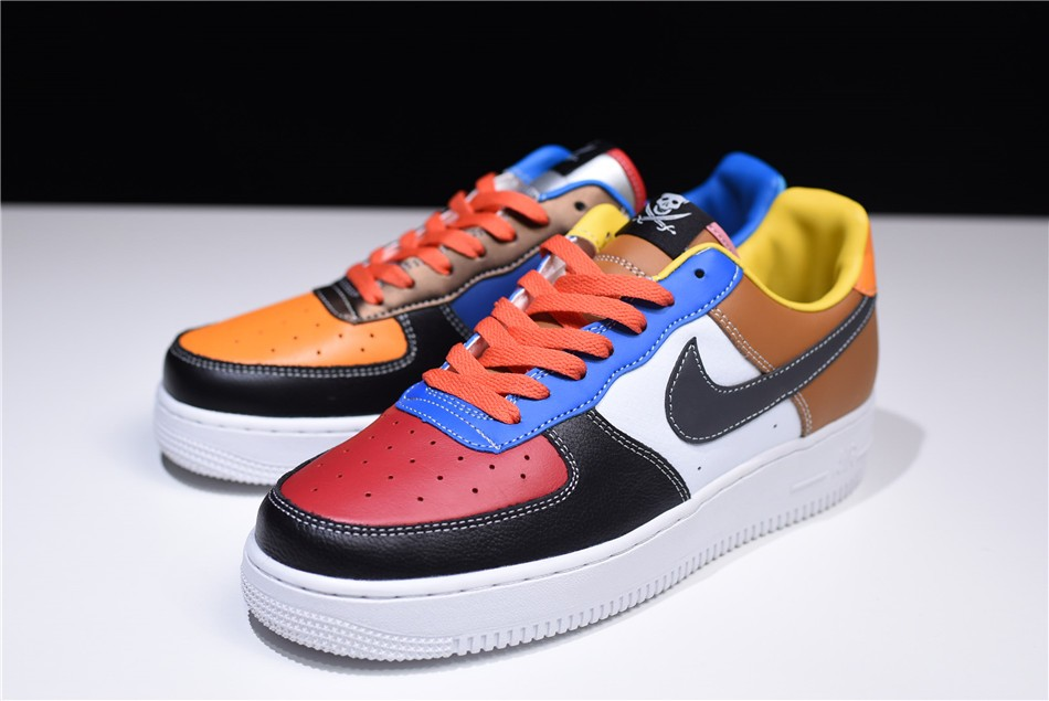 The Shoe Surgeon Nike Air Force 1 Low What the Scrap