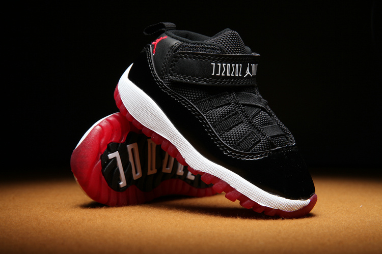 Toddlers Jordan 11 Bred Shoes