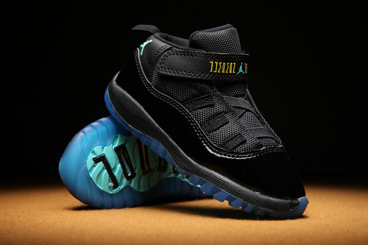 Toddlers Jordan 11 Gamma Blue Shoes