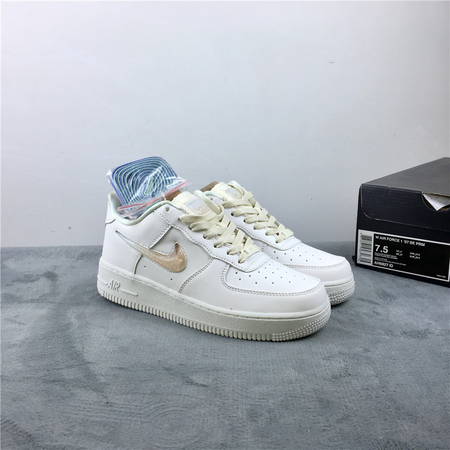 Women Nike Air Force 1 WMNS White Shoes