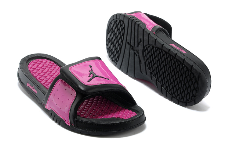 Women Jordan Hydro Retro Purple Black