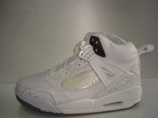 Womens Air Jordan 3.5 All White Shoes