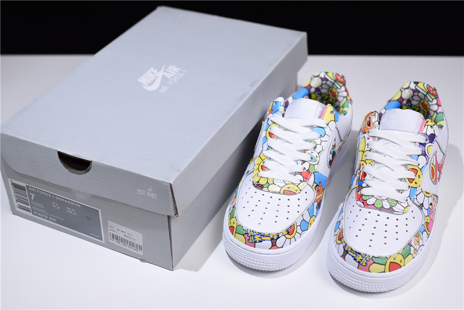 wmns takashi murakami x nike air force 1 low doraemon